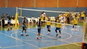 As equipes fizeram uma partida digna de final. (Foto: Vitor Monteiro)